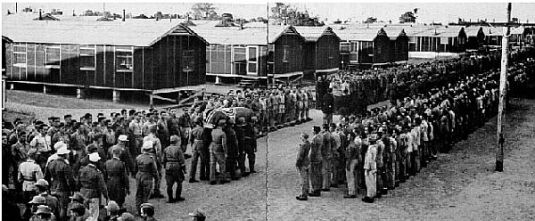 Fort Sam Houston POW Camp