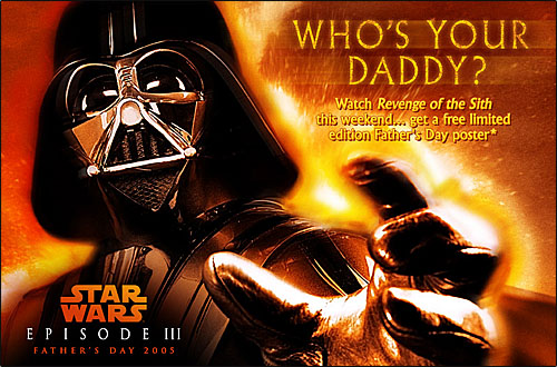 Who's Yer Daddy
