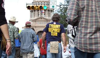 Don't Tag Texas Rally 2007