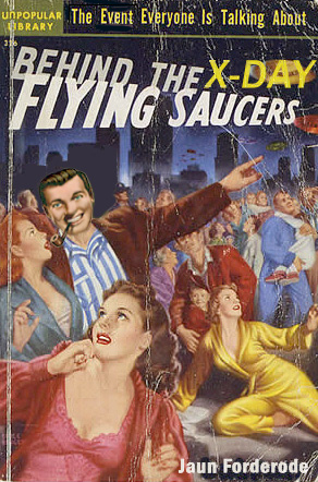 Secret Behind the X-Day Subgenius Saucers