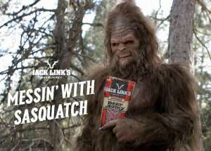 Messin with Sasquatch advertising campaign