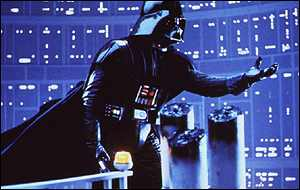 Darth Vader in Empire Strikes Back after Revelation