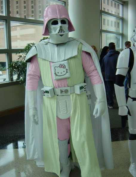 Hello Kitty Darth