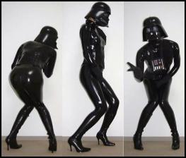 Darth Mom / Vader Chick